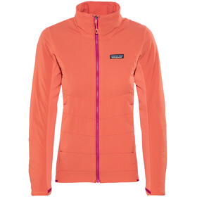 Patagonia W's Nano-Air Light Hybrid Jacket Carve Coral